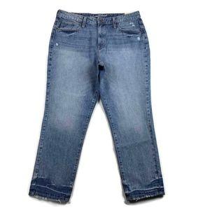 New Universal Thread Jeans High Rise Straight Leg